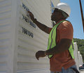 FEMA - 41521 - Homes in Parks Manor get house numbers.jpg