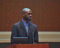 FEMA - 43929 - Michael Blake, from the White House, addresses the FEMA Black Le.jpg