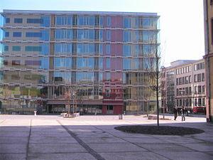 Frankfurt University of Applied Sciences - Building-1