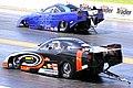 FIA Top Methanol Funny Cars - Santa Pod 2010 (4656627185).jpg