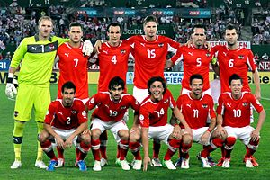 Austria national football team - 2014 FIFA World Cup qualification (UEFA), Group C