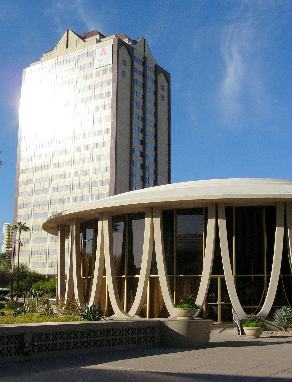 Meridian bank tower phoenix wikipedia for Banc meridienne