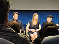 FRINGE On Stage @ the Paley Center - John Noble, Anna Torv, Akiva Goldsman (5741152273).jpg