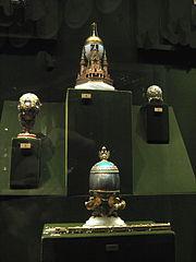 Category:Imperial Fabergé eggs