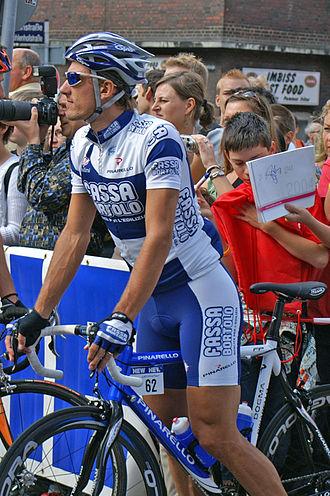 Fabian Cancellara - Cancellara at the 2005 HEW-Cyclassics.