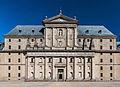 Facade monastery San Lorenzo de El Escorial Spain (Edited).jpg