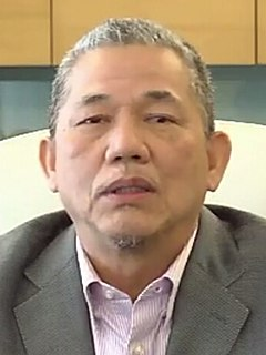 Fadillah Yusof Malaysian politician
