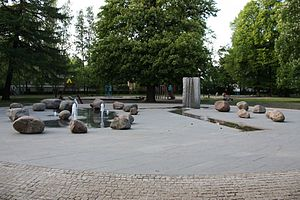 Kassisaba - Image: Falgi park Tallinn