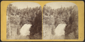 Fall Creek, Second Fall, Ithaca, from Robert N. Dennis collection of stereoscopic views.png