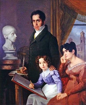 Luísa de Barros, Countess of Barral - Image: Família Barros
