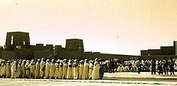 Scene of Fantasia in Adrar