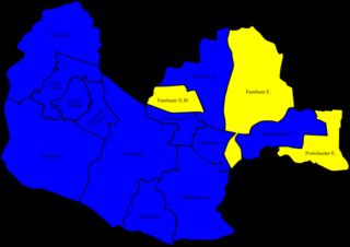 2008 Fareham Borough Council election