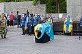 Farewell ceremony for cadet Vitalii Vilkhovyi 06.jpg