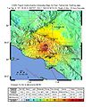 February 1971 San Fernando earthquake intensity USGS.jpg