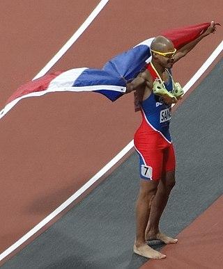 Athletics at the 2012 Summer Olympics – Mens 400 metres hurdles Olympic athletics event
