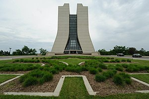 Fermilab - Robert Rathbun Wilson Hall