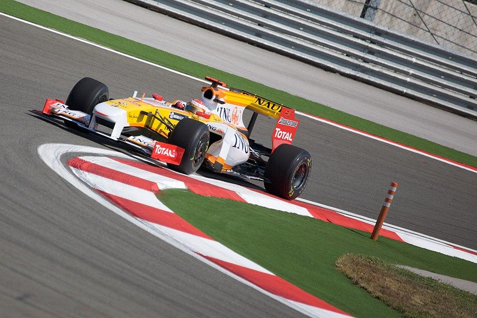 Fernando Alonso 2009 Turkey