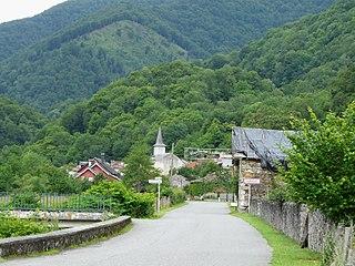 Ferrère Commune in Occitanie, France