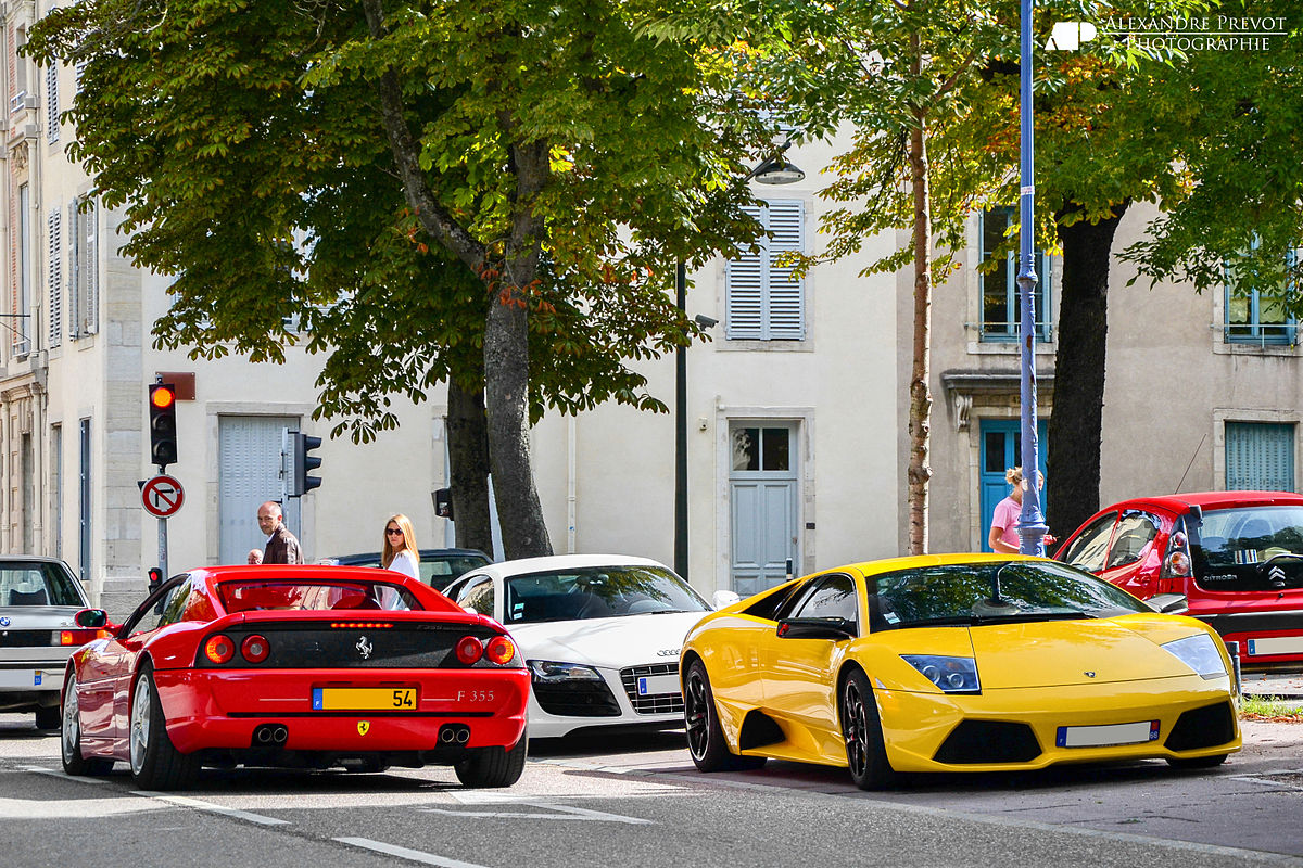 How the Ferrari & Lamborghini Rivalry Began
