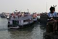Ferry at the Gateway of India, Mumbai on Republic Day 2007.jpg