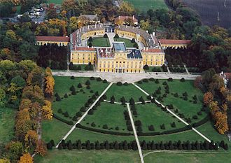 Joseph Haydn - View of Eszterháza