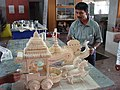 Festival Of India Exhibition In Bhutan 2003 Preparations - NCSM - Kolkata 2003-09-13 00165.JPG