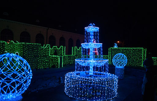 Festival of Light 2013 in Wilanow (8510366557)