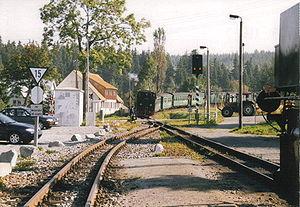 Fichtelberg Railway - Image: Fichtelbergbahn 3