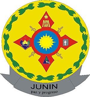 Junín, Cundinamarca - Image: File itemsmunicipios 655635