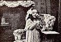 """Film still from 1909 thriller """"The Medicine Bottle"""" with Adele DeGarde.jpg"""