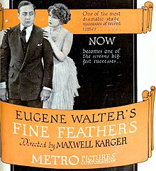 Fine Feathers (1921) - Ad 1.jpg