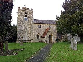 Finmere village and civil parish in Cherwell district, Oxfordshire, England
