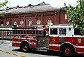 Fire engine after Eatern market fire, Washington IMG 5171.jpg