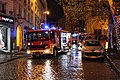 Fire engines in intervention in Brussels 02.jpg