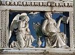 Firenze, chiesa della misericordia, interno, pala di andrea della robbia 04.JPG