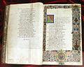 Firenze, commedia di dante, primo canto dell'inferno, 1450-1500 ca., ashburnham appendice dantesca 6, c. 5r, 01.JPG