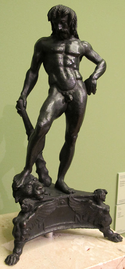 Herkules in Ruhe