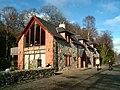 Firkin Toll Cottage, near Rhubha Dubh, Loch Lommond. - geograph.org.uk - 121185.jpg