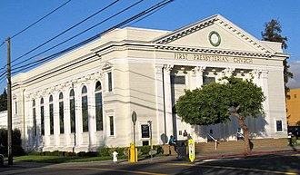 First Presbyterian Church Sanctuary Building - Image: First Presbyterian Church (Alameda, CA)