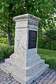 First Railway in Canada monument.jpg