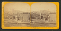 First Street, San Francisco, looking north. Telegraph Hill in the distance, from Robert N. Dennis collection of stereoscopic views.png