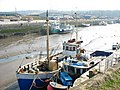 Fishing boats in the Inner Basin - geograph.org.uk - 585883.jpg