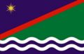 Flag of Floresta do Araguaia PA.png