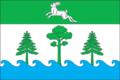 Flag of Konakovo (Tver oblast) Russia 2007.png
