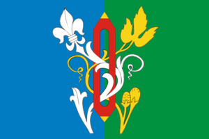 Lakinsk - Image: Flag of Lakinsk (Vladimirskaya oblast)