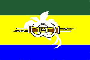Morobe Province - Image: Flag of Morobe