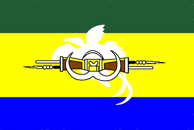 Файл:Flag of Morobe.png