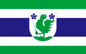 Flag of Põlva, Estonia
