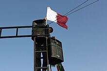 f82d22e97 علم قطر في ليبيا بعد الحرب الأهلية الليبية. لعبت قطر دورا مؤثرا خلال الربيع  العربي.