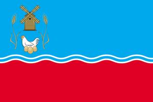 Volodarsk, Russia - Image: Flag of Volodarsk (Nizhny Novgorod oblast)